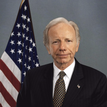 Chamber Board Hosts Senator Joe Lieberman