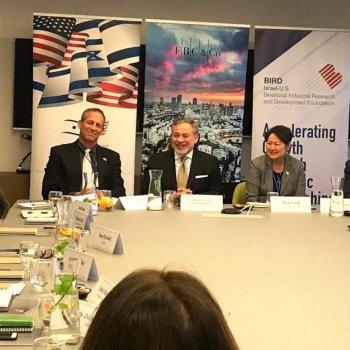 Round Table with U.S. Deputy Secretary of Energy